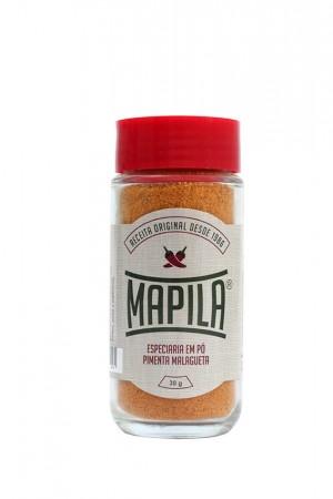 Especiaria em pó de pimenta malagueta