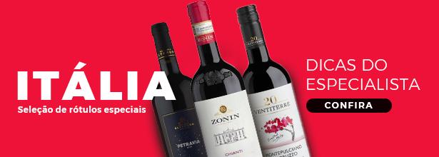 Vinhos Italianos - menor
