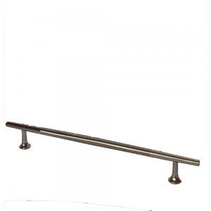 Puxador - 160mm - Niquelado/ Escovado - 0558 Italyline