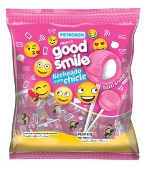 Pirulito Bola Tutti Fruti Good Smile Pietrobon 200g