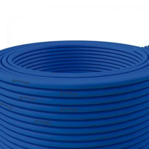 Mangueira PEBDDupla Camada 3/4X2.5mm Azul Pietrobon C/100m