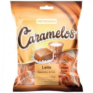 Bala Caramelo de Leite Pietrobon 150g
