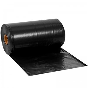 Lona Preta Agroplastic 6x100x60 100 Micras