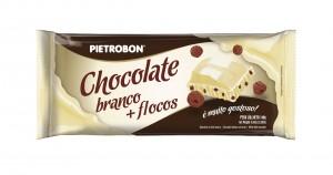 Chocolate Branco C/ Flocos Pietrobon 100g