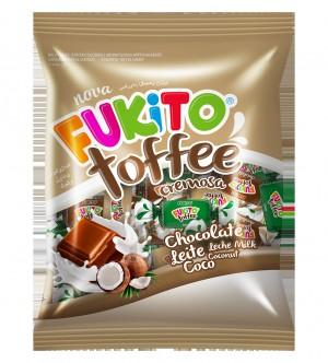 Bala Mastigável Toffee Fukito Pietrobon 190g