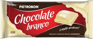 Chocolate Branco Pietrobon 100g