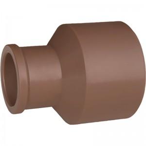 Bucha Redução Soldável Longa50mm x 20mm - Pacote C/10un