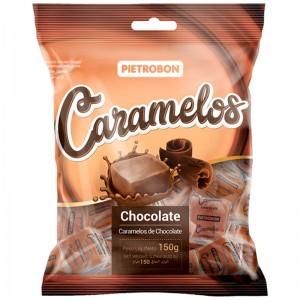 Bala Caramelo deChocolate Pietrobon 150g