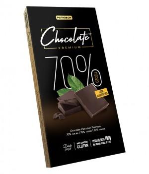 Chocolate Meio Amargo 70% Cacau Pietrobon 100g
