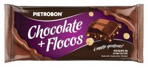 Chocolate De Flocos Pietrobon 100g
