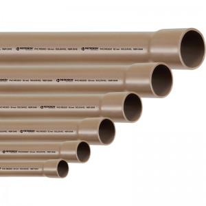 Tubo PVCHidráulico 85mm Pietrobon C/6m