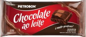 Chocolate ao Leite Tradicional Pietrobon 100g