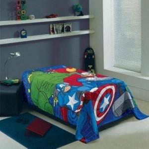 Manta Fleece Sol Avengers