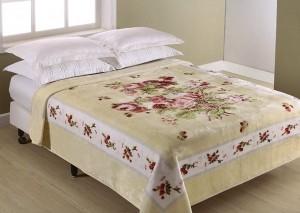 Cobertor Casal Corttex/ Cinza