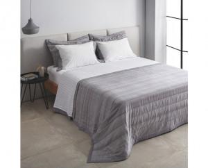 Jogo de cama Queen percal 180 fios Buddemeyer Austin 100% algodão