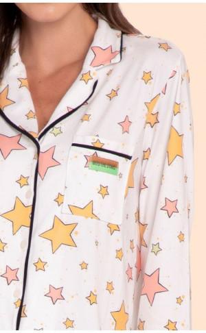 Pijama Aberto Into The Stars M
