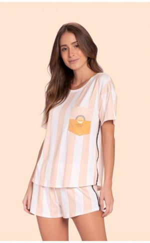 Pijama Curto Sunny Moon