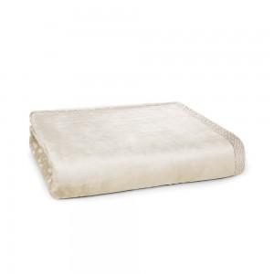Cobertor Trussardi King 100% Microfibra Aveludado Piemontesi Moonbean