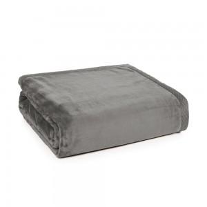 Cobertor Casal Trussardi 100% Microfibra Aveludado Piemontesi Granel