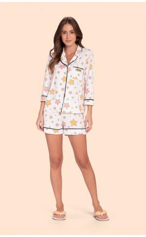 Pijama Aberto Into The Stars G
