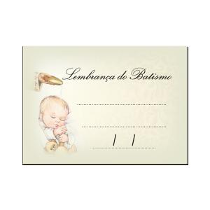 Lembrancinhas Batismo - LF-003