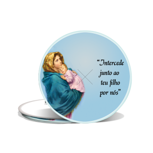 Protetor de Mão - Maria Mãe de Jesus - 100 unidades - PM-012