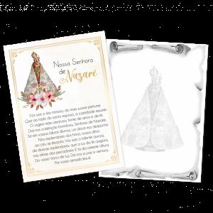 Postal Hino Nossa Senhora de Nazaré - PR-071