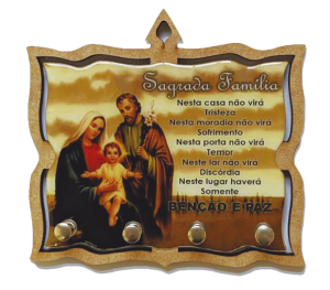 Porta Chaves Sagrada Família - PCR-019