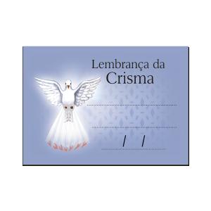 Lembrancinha de Crisma - LF-018