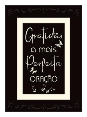Quadros com Frases - QMF-062