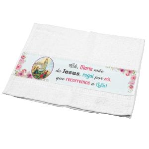 Toalha Nossa Senhora de Fátima - TO-016