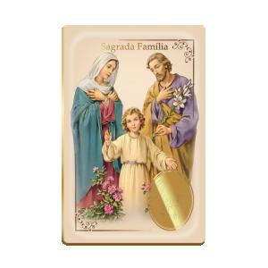 Lembrancinha Luxo Sagrada Família - LDL-004