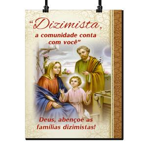 Pôster Pequeno - Dizimista - P-052