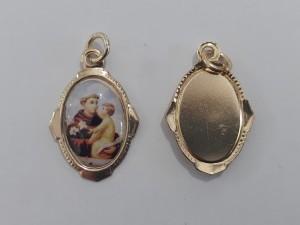 Medalha Santo Antônio - MD-039