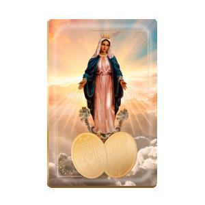 Lembrancinha Luxo Nossa Senhora das Graças - LDL-014