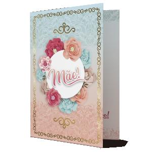 Cartão Mãe! - PD-052