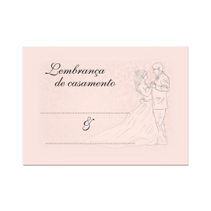 Lembrancinha de Casamento LF-031
