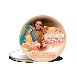 Protetor de Mão - Sagrada Família - 100 unidades - PM-011