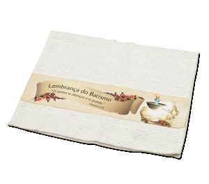 Toalha de Batismo - TO-004