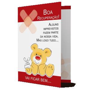 Cartão Boa Recuperação - M-082A