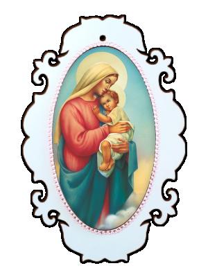 Medalhão Nossa Senhora Maria - MSM-040