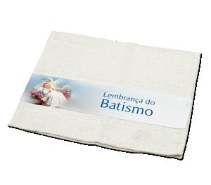 Toalha de Batismo - TO-002