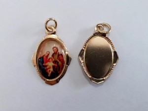 Medalha Sagrada Família - MD-019