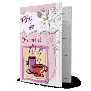 Convite Chá de Panela - CV-074