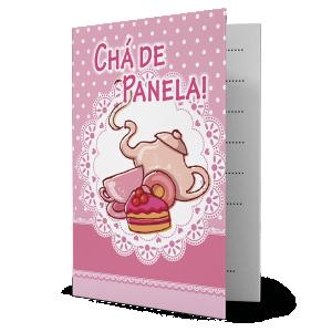 Convite Chá de Panela - CV-020