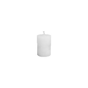 Vela para altar branca - 10x7cm - V-003