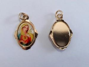 Medalha Imaculado Coração de Maria - MD-022