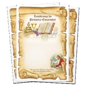 Lembrança de Eucaristia - LS-064