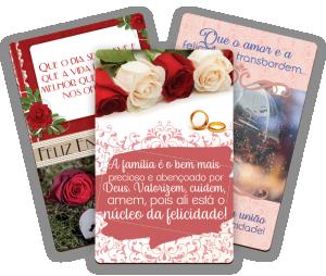 Kit Imã de geladeira Encontros de Casais - IM-008