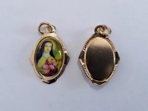 Medalha Santa Terezinha das Rosas - MD-023